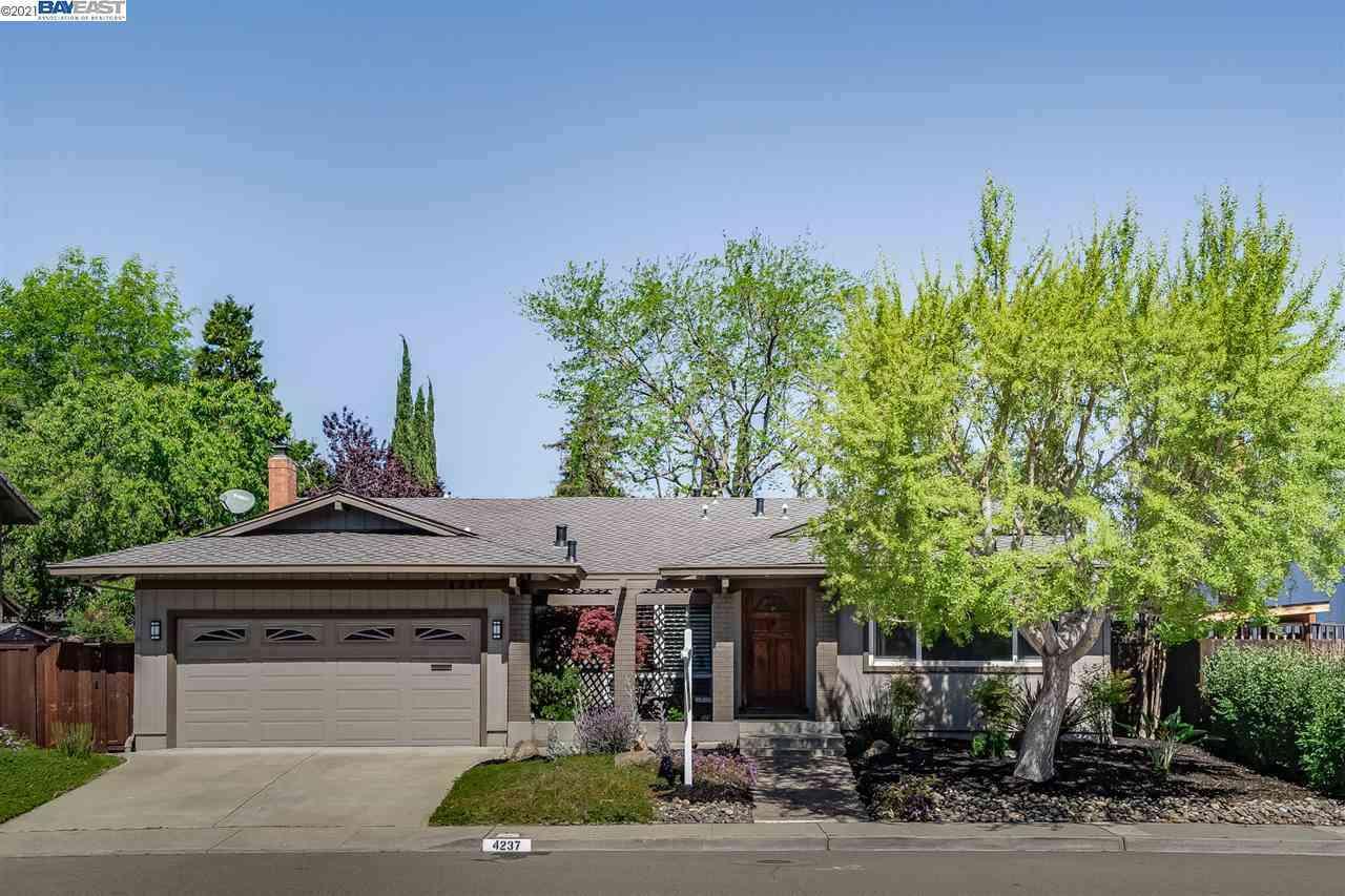 4237 Churchill Dr, Pleasanton, CA, 94588,