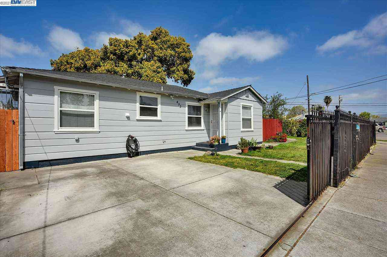 433 Ghormley Ave, Oakland, CA, 94603,