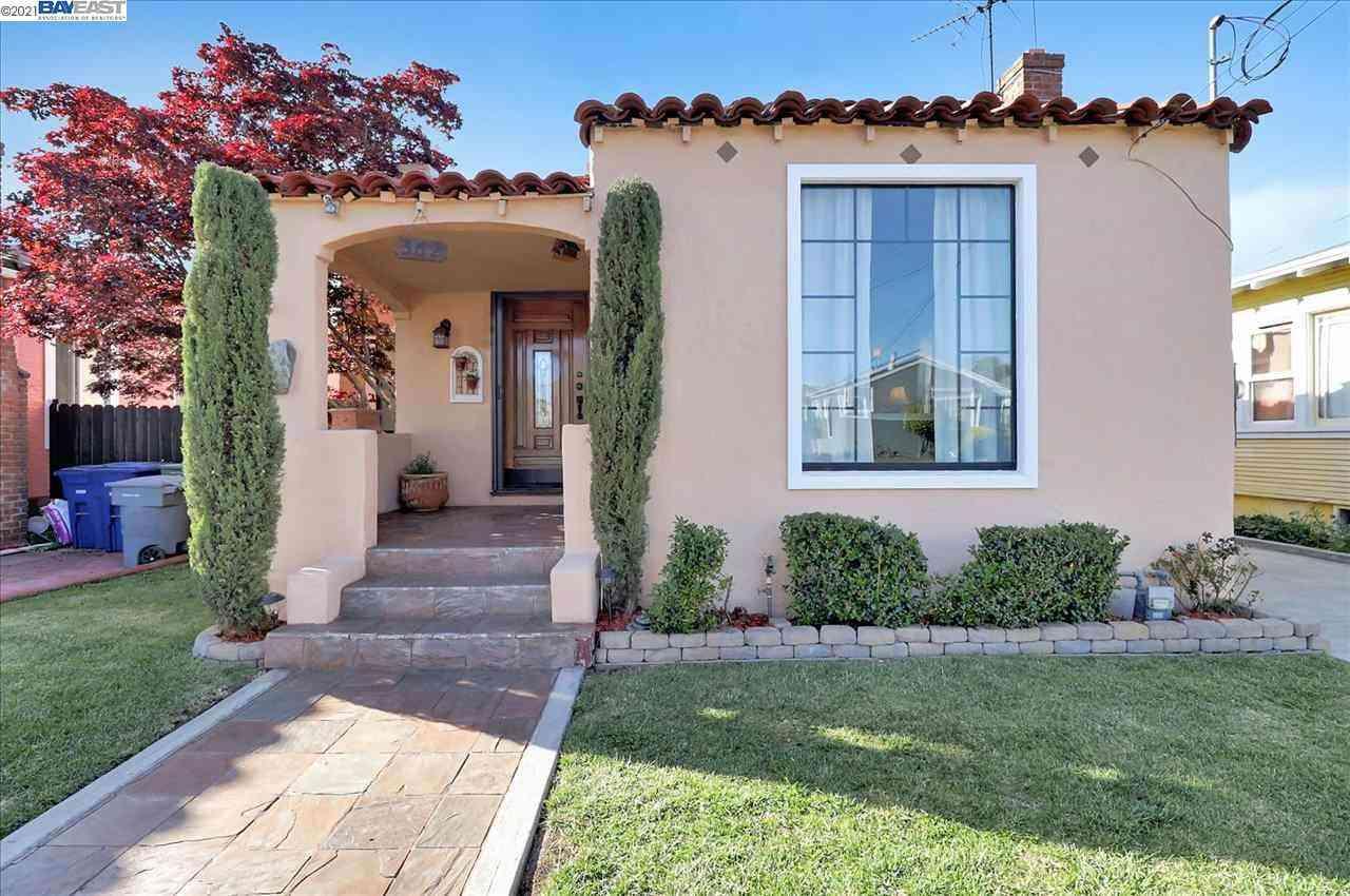 362 West Broadmoor Blvd, San Leandro, CA, 94577,