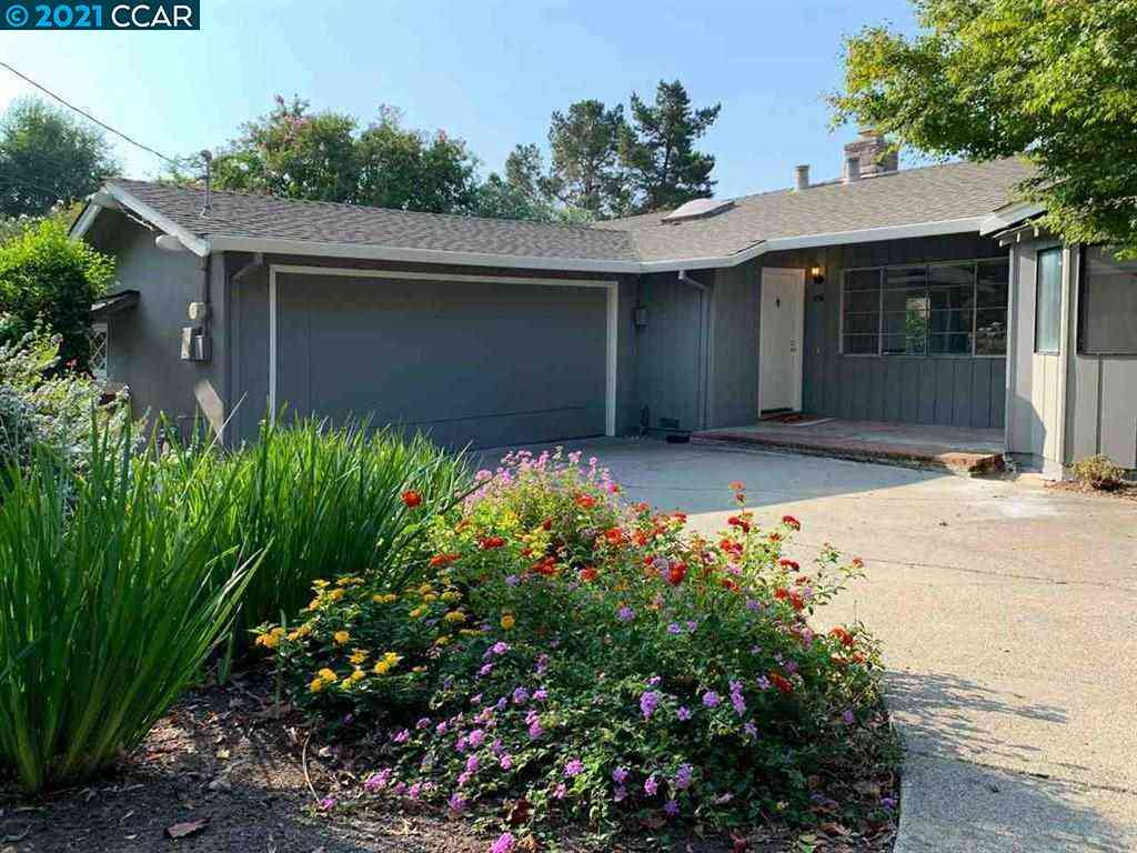 656 La Vista Rd, Walnut Creek, CA, 94598,