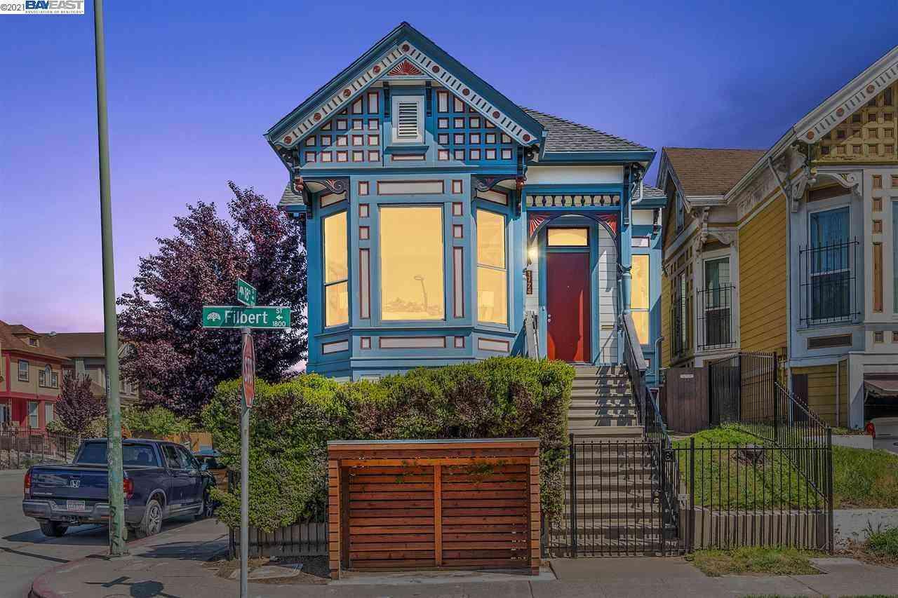 1724 Filbert St, Oakland, CA, 94607,