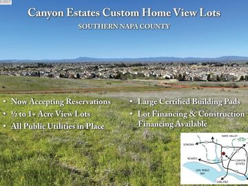 2025 Newell Drive, Lot 6, American Canyon, CA, 94503,