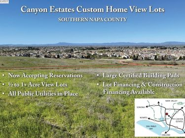 2025 Newell Drive, Lot 6, American Canyon, CA, 94503,