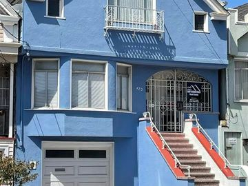 423 Silver Ave, San Francisco, CA, 94112,