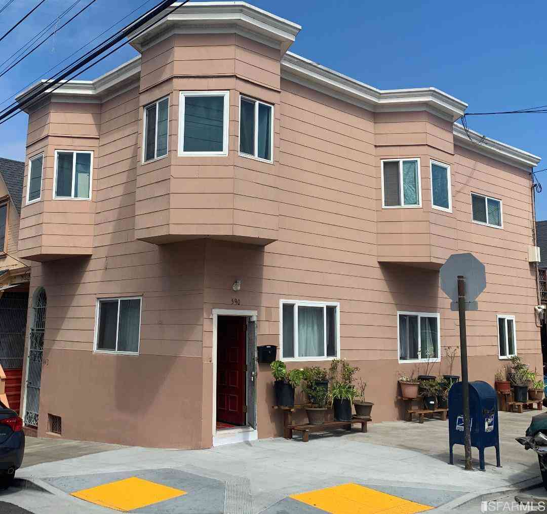 343 Russia Avenue, San Francisco, CA, 94112,
