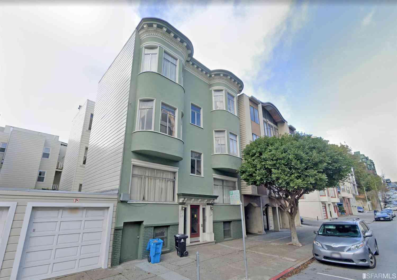 1513 Taylor Street, San Francisco, CA, 94133,
