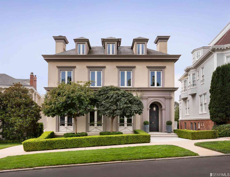 17 Presidio Terrace, San Francisco, CA, 94118,