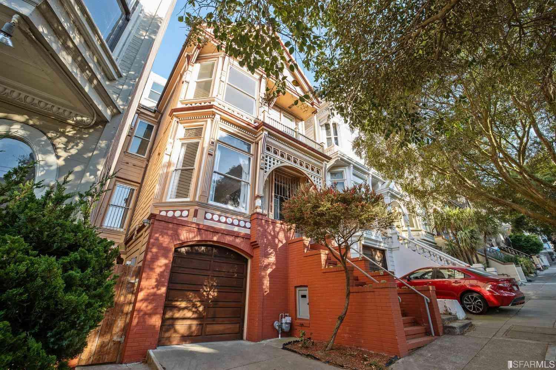 704 Ashbury Street, San Francisco, CA, 94117,