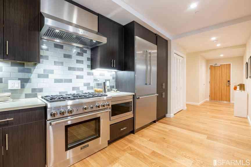 Kitchen, 1731 Powell  #204, San Francisco, CA, 94134,