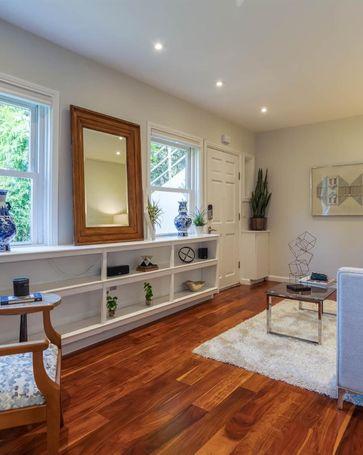 Sunny Living Room, 477 Roosevelt Way San Francisco, CA, 94114