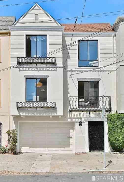 109 Willard North Street, San Francisco, CA, 94118,