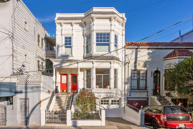 117 Collingwood Street, San Francisco, CA, 94114,