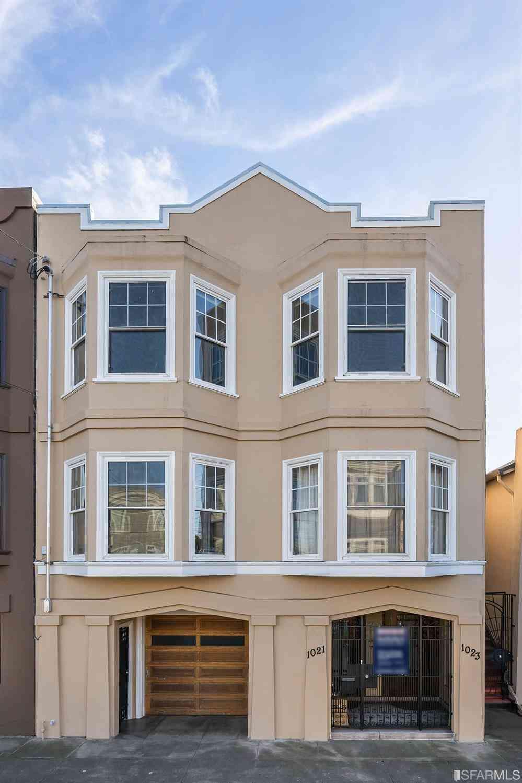 1021 Cabrillo Street, San Francisco, CA, 94118,