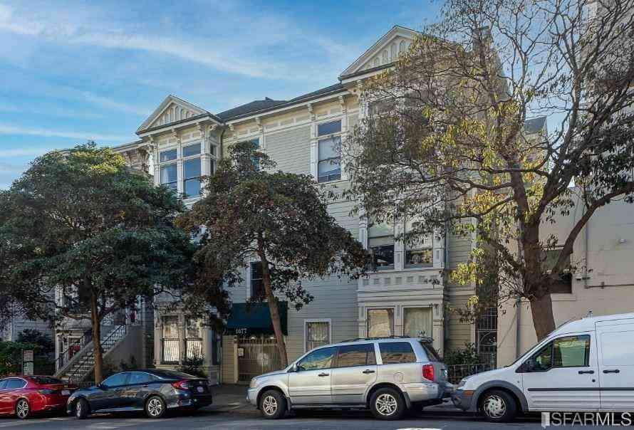 1677 Bush Street, San Francisco, CA, 94109,