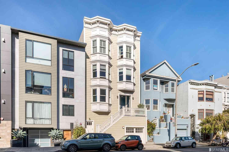 1868 Golden Gate Avenue, San Francisco, CA, 94115,