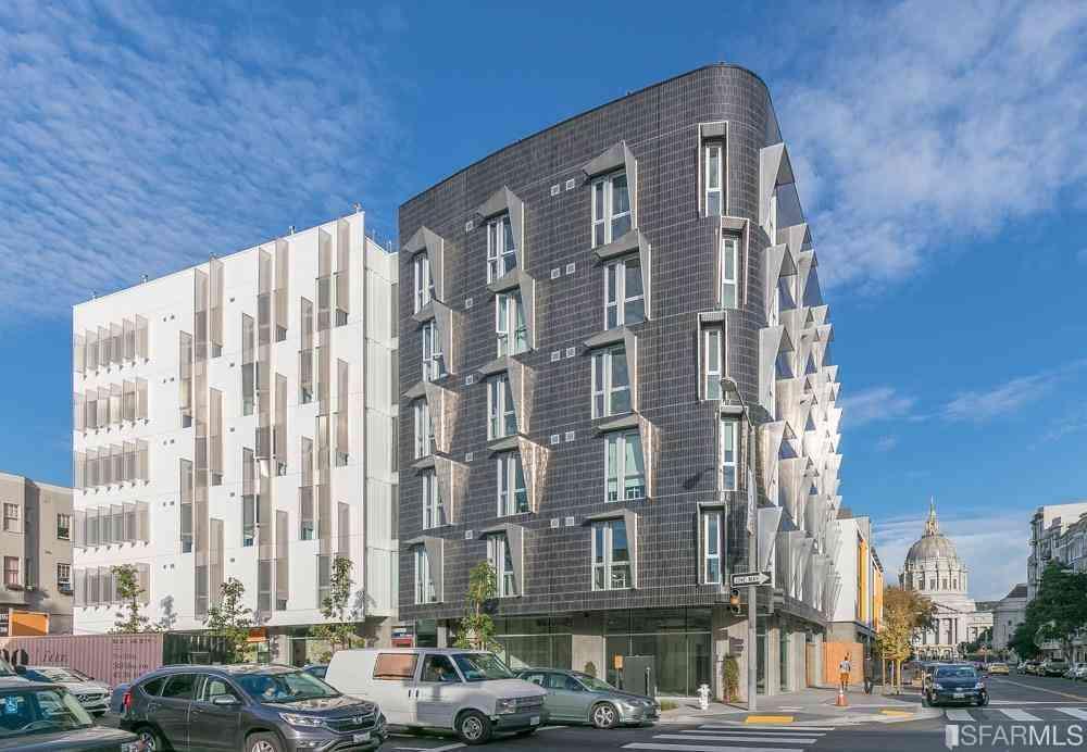 388 Fulton Street #603, San Francisco, CA, 94102,