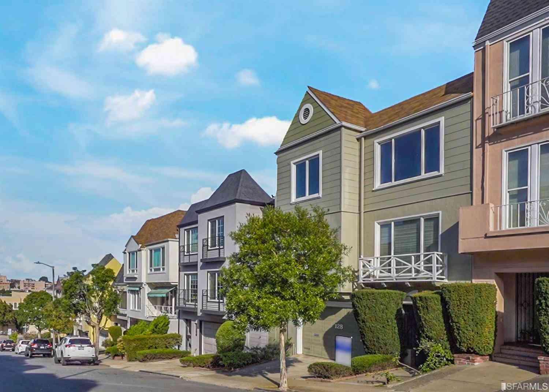 128 Beaumont Avenue, San Francisco, CA, 94118,