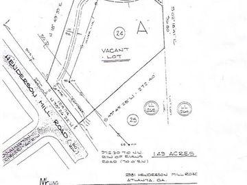 2981 Henderson Mill Road, Chamblee, GA, 30341,