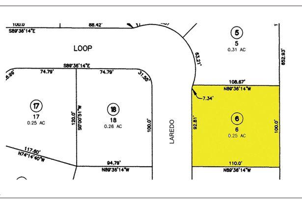 510 W Laredo Loop