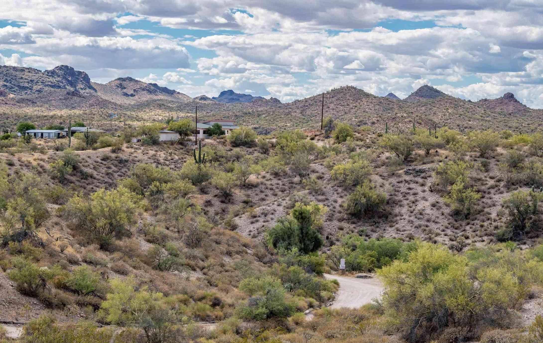 41644 N 277TH Avenue, Morristown, AZ, 85342,