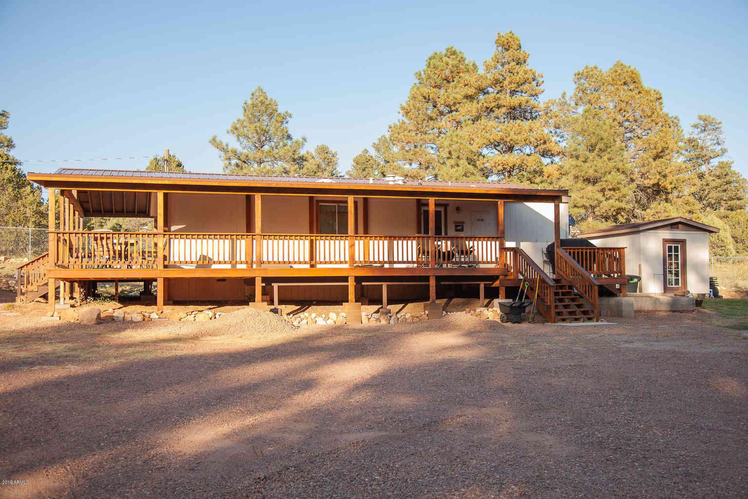 2130 CAPRICE Trail, Overgaard, AZ, 85933,