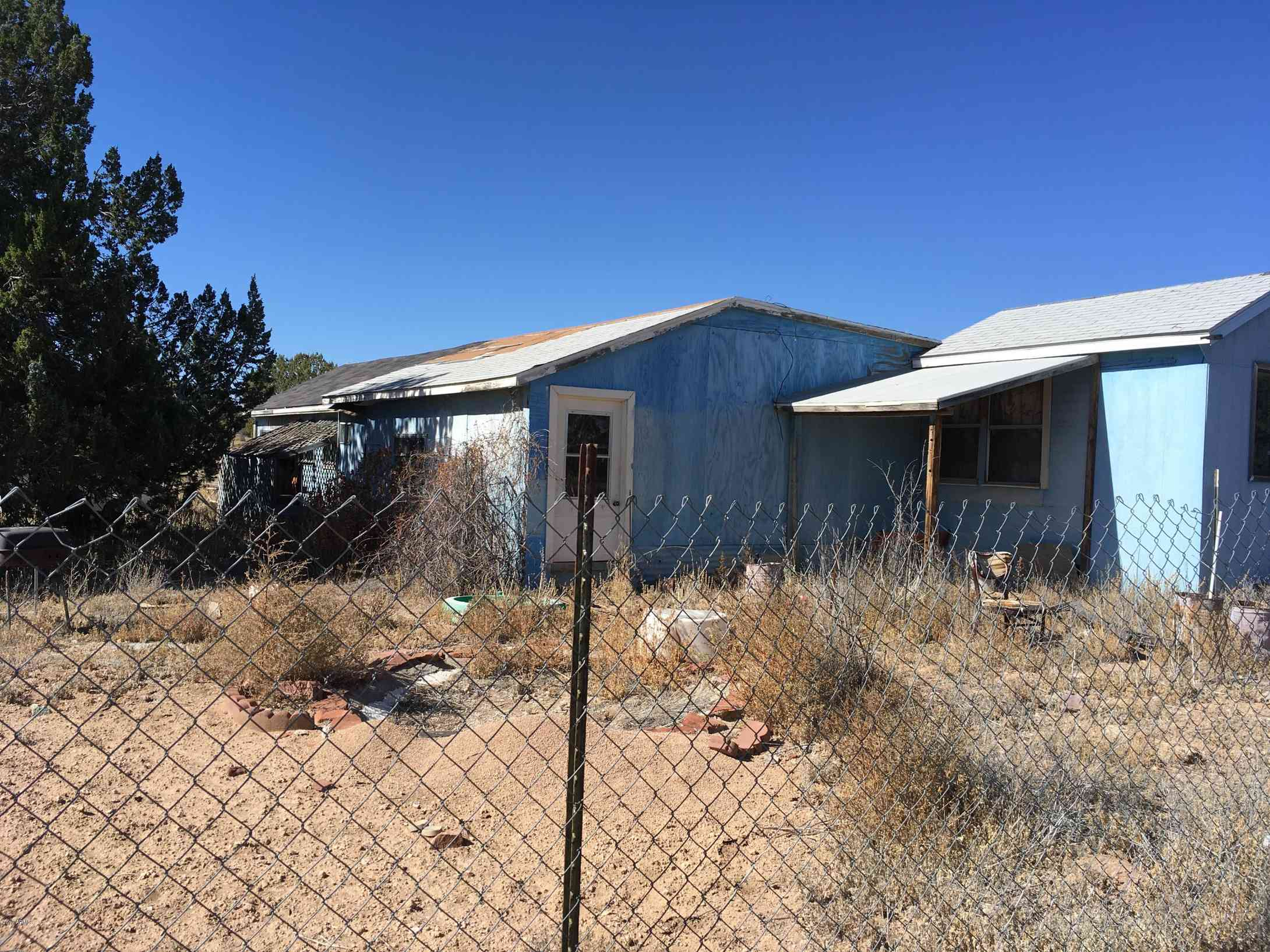 58180 N CALLE ISABEL --, Seligman, AZ, 86337,