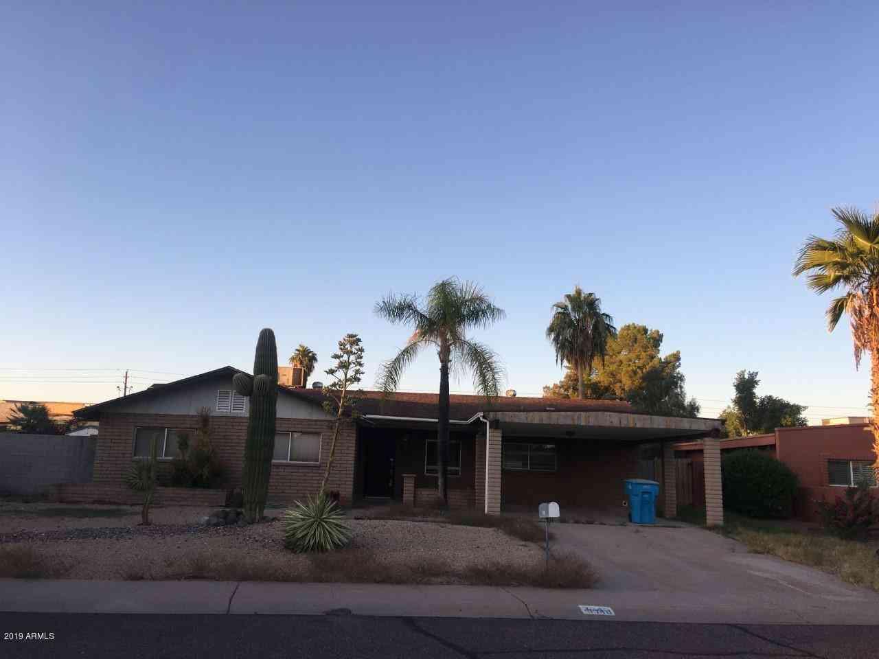 3040 E DAHLIA Drive, Phoenix, AZ, 85032,