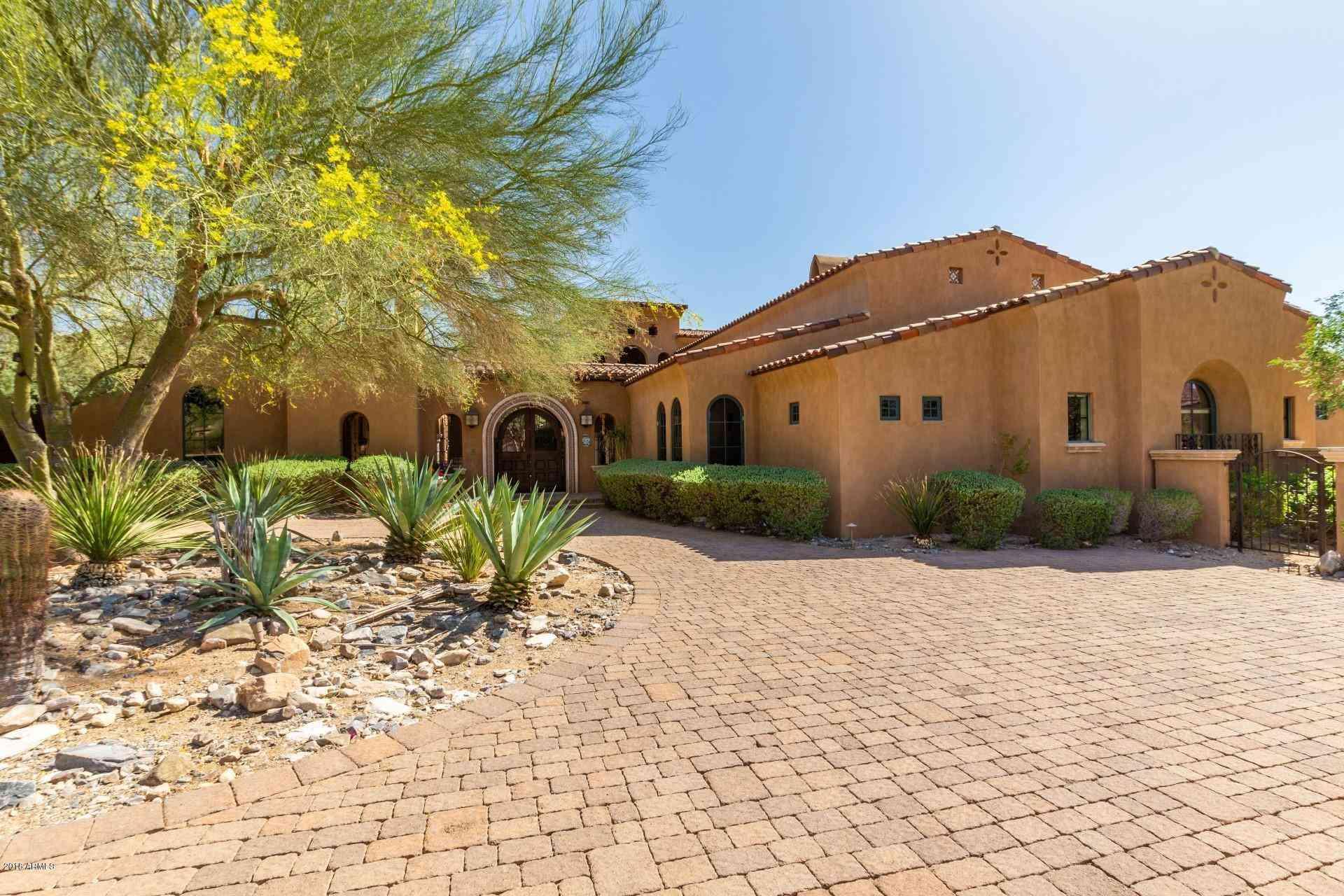 11071 E Saguaro Canyon Trail, Scottsdale, AZ, 85255,