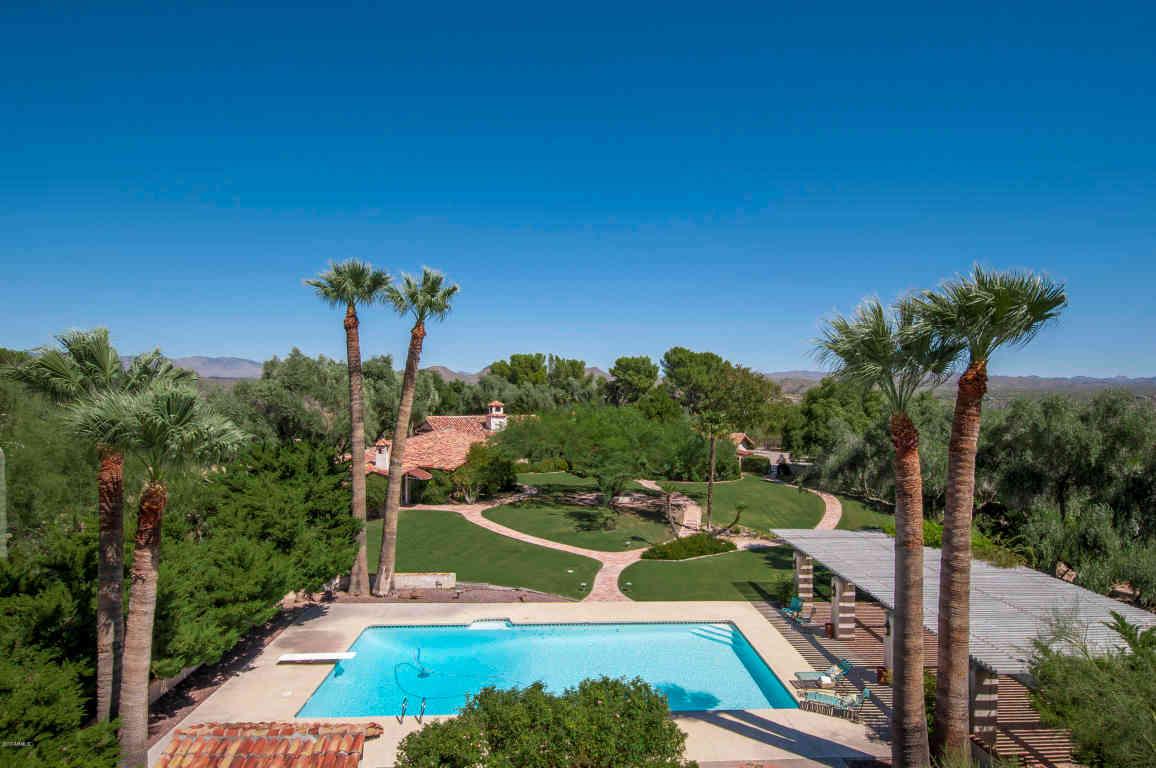 Swimming Pool, 1280 N FORTY Road, Wickenburg, AZ, 85390,