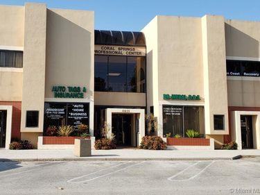10235 W Sample Rd #K, Coral Springs, FL, 33065,