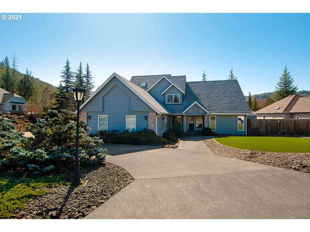 271 ASTER, Winchester, OR, 97495,