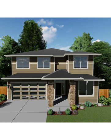 12029 NW Schall #Lot 9 Portland, OR, 97229
