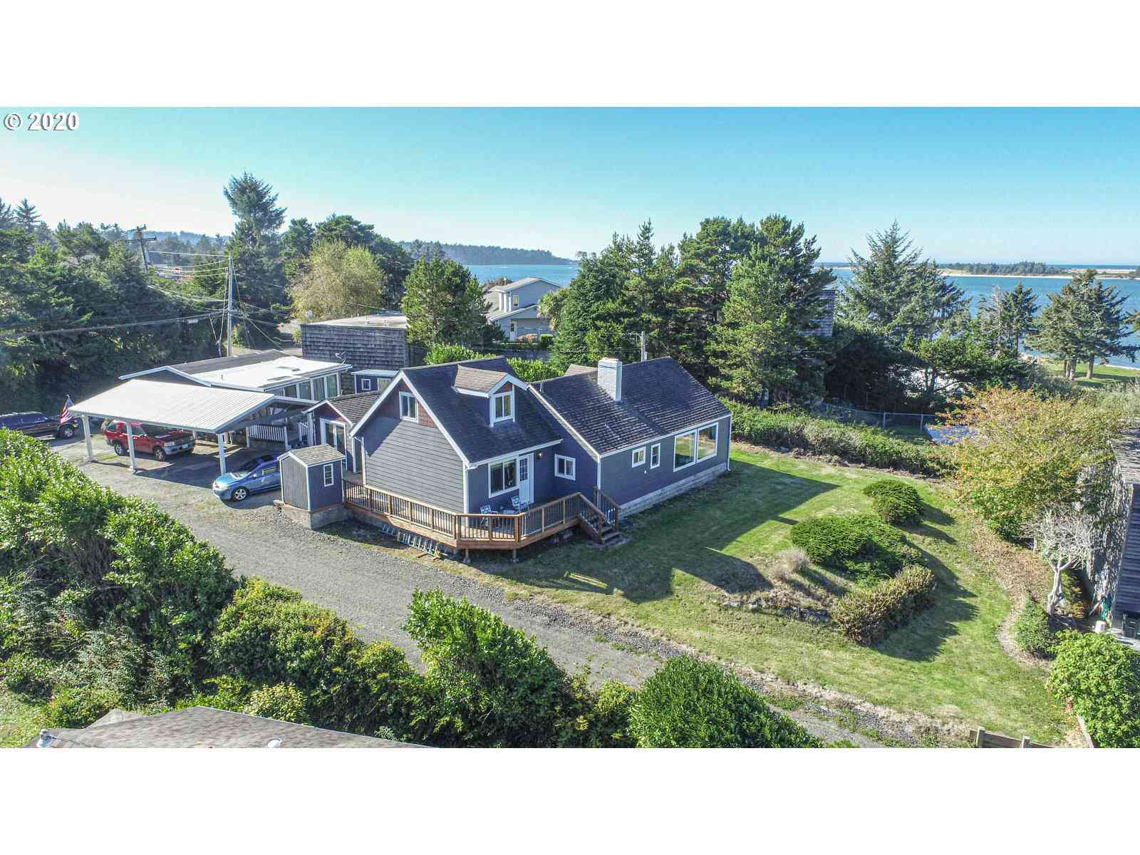 90987 PIGEON POINT, Coos Bay, OR, 97420,
