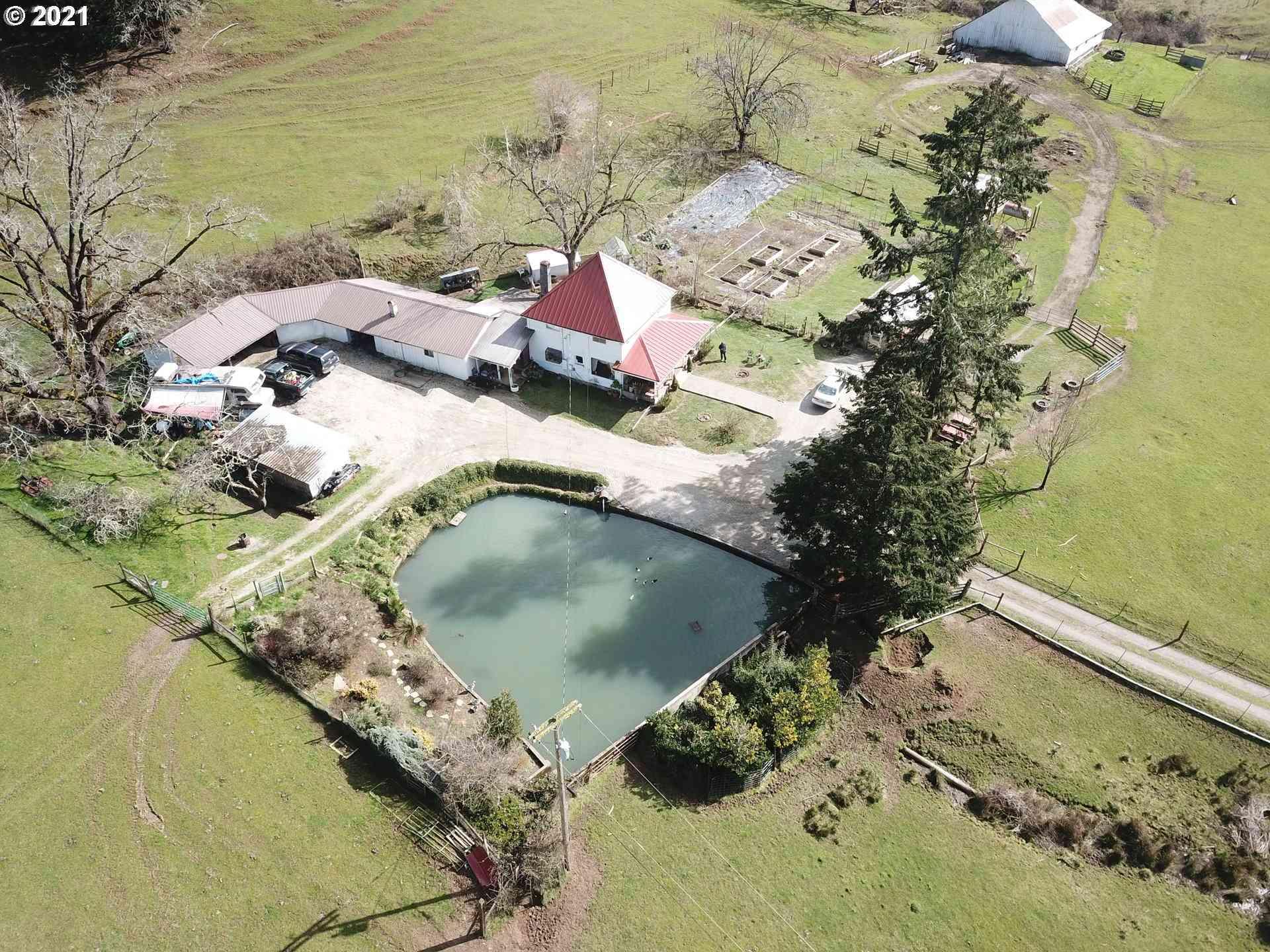 1465 E FROZEN CREEK, Myrtle Creek, OR, 97457,