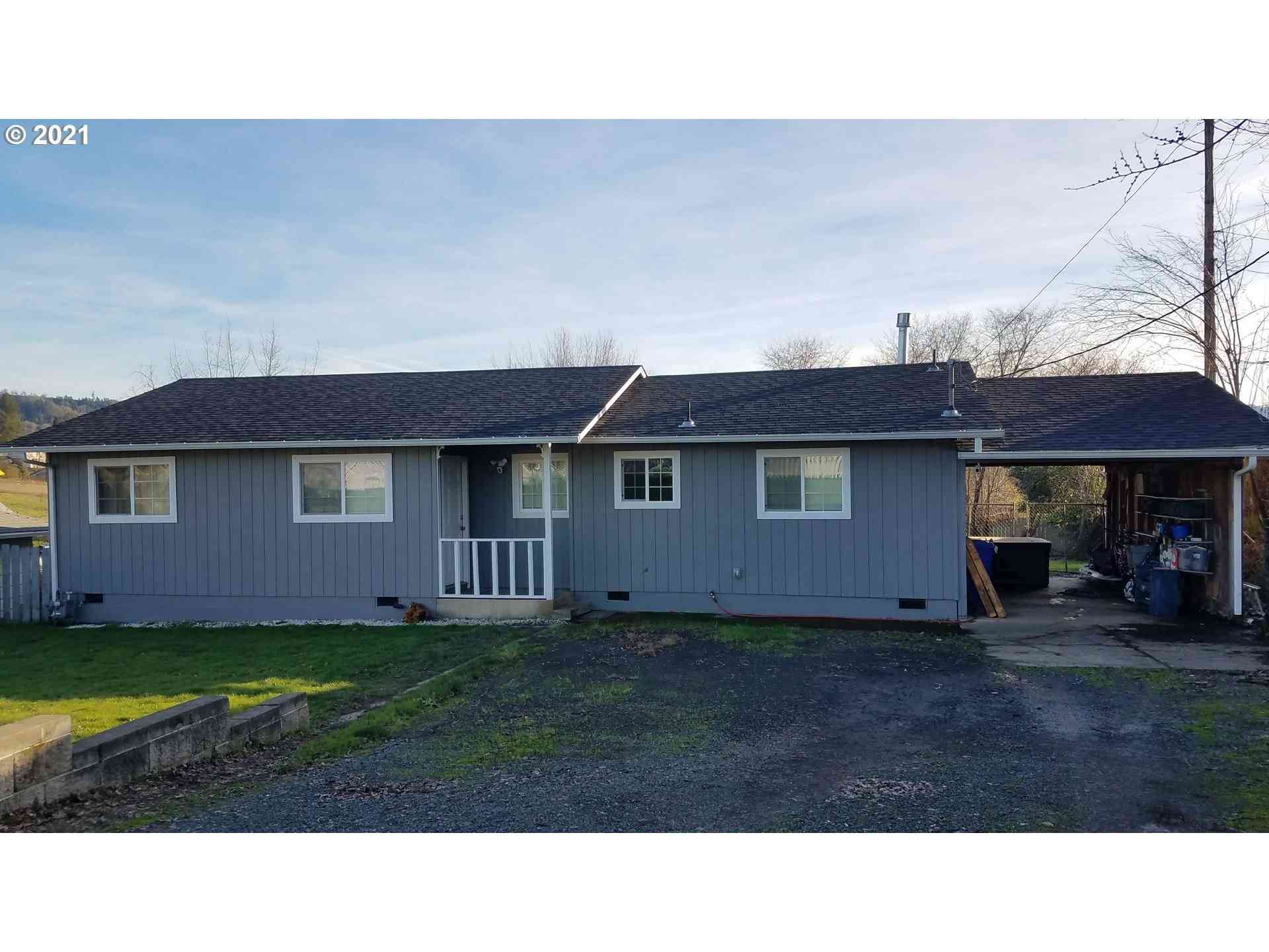 240 NW LOST, Winston, OR, 97496,