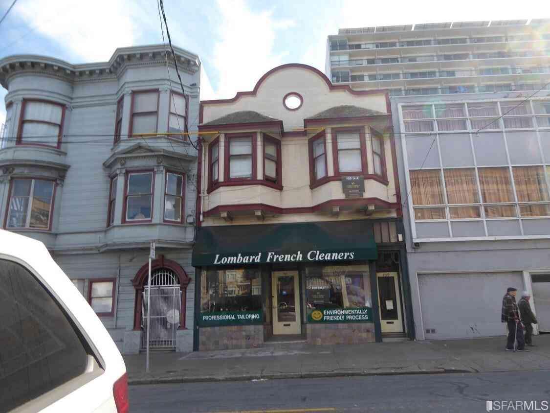 757 Lombard Street, San Francisco, CA, 94133,