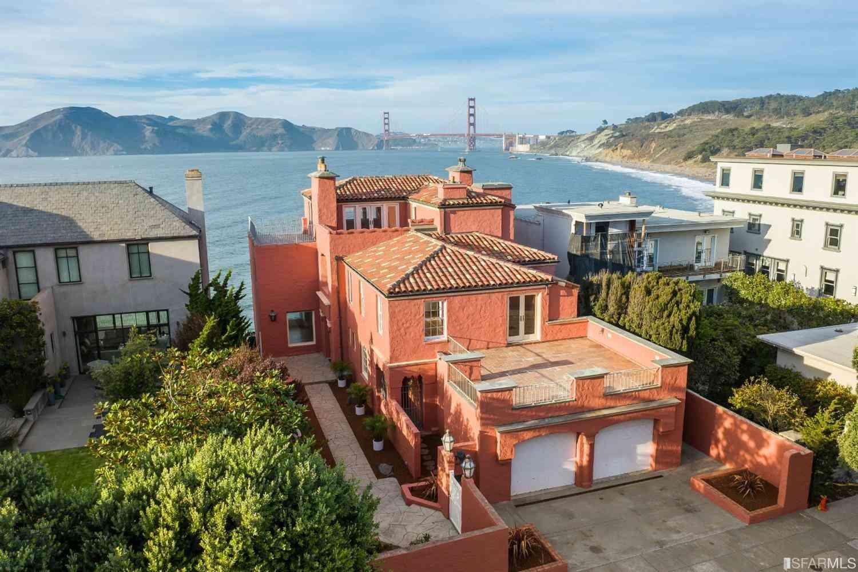 224 Sea Cliff Avenue, San Francisco, CA, 94121,