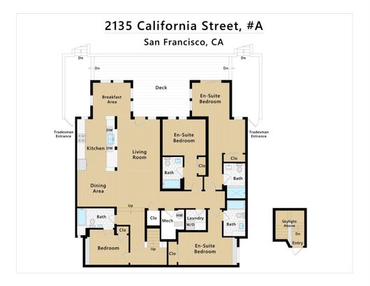 2135 California Street #A