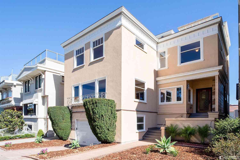 150 32nd Avenue, San Francisco, CA, 94121,