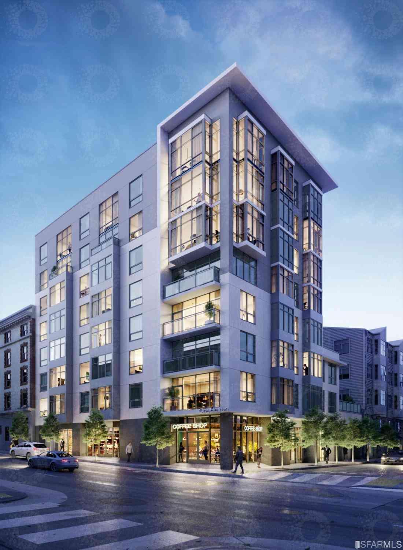 588 Minna Street #206, San Francisco, CA, 94103,