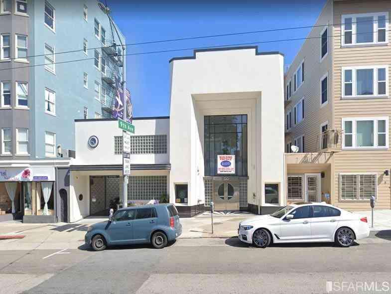 320 Judah Street, San Francisco, CA, 94122,