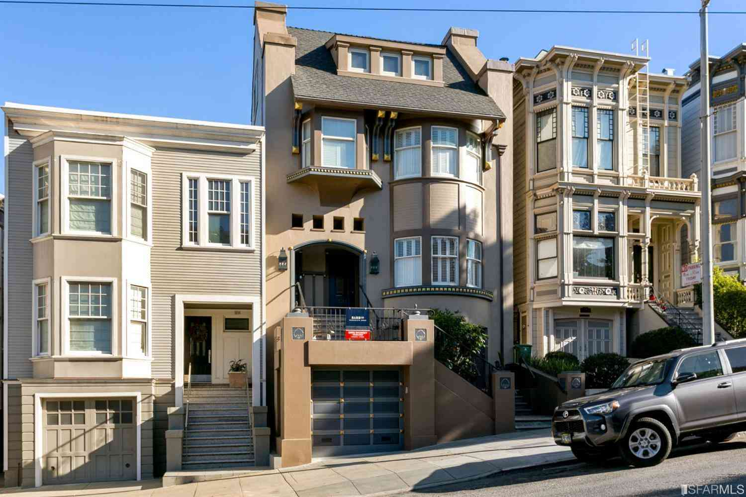 1320 Masonic Avenue, San Francisco, CA, 94117,