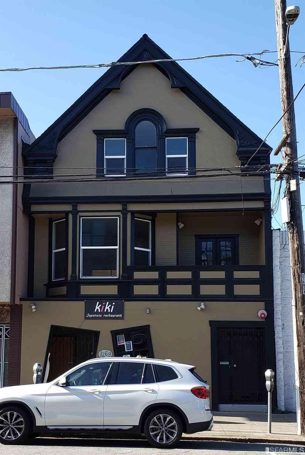 1267 9th Avenue, San Francisco, CA, 94122,