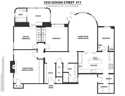 1925 Gough Street #11