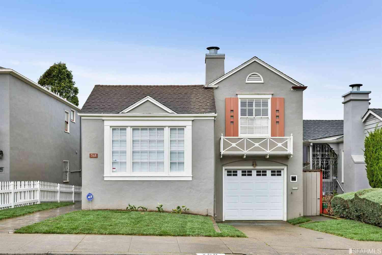 768 Junipero Serra Boulevard, San Francisco, CA, 94127,