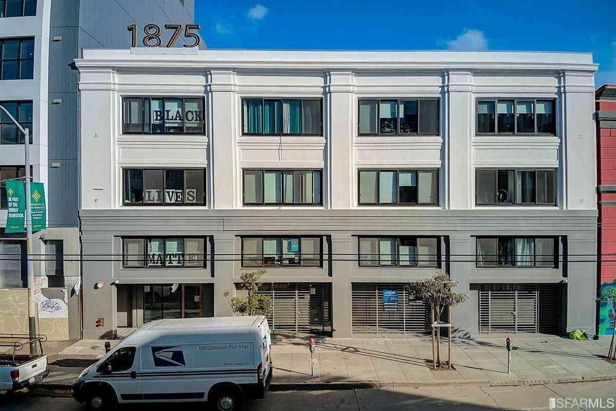 1875 Mission Street #406, San Francisco, CA, 94103,