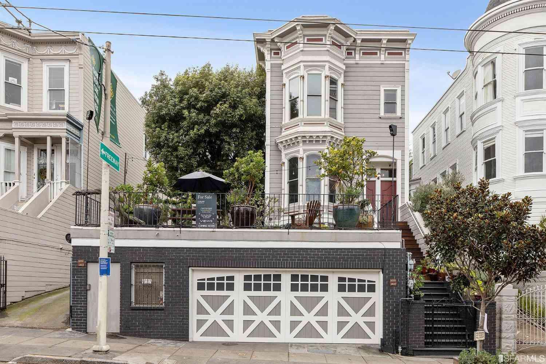 1031 Divisadero Street, San Francisco, CA, 94115,