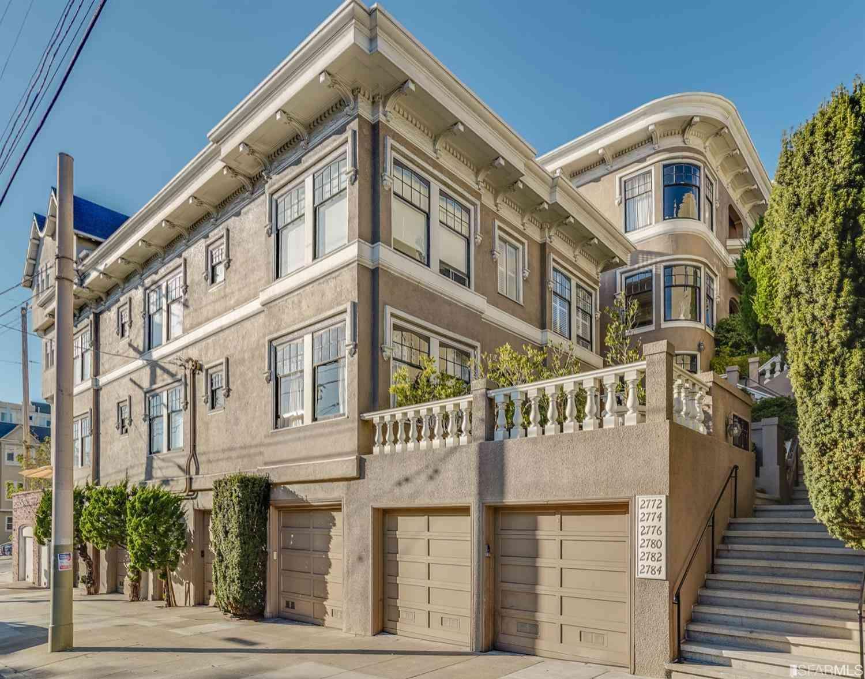 2786 Jackson Street #A, San Francisco, CA, 94115,