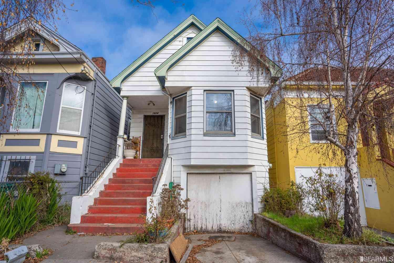1624 15th Street, Oakland, CA, 94607,