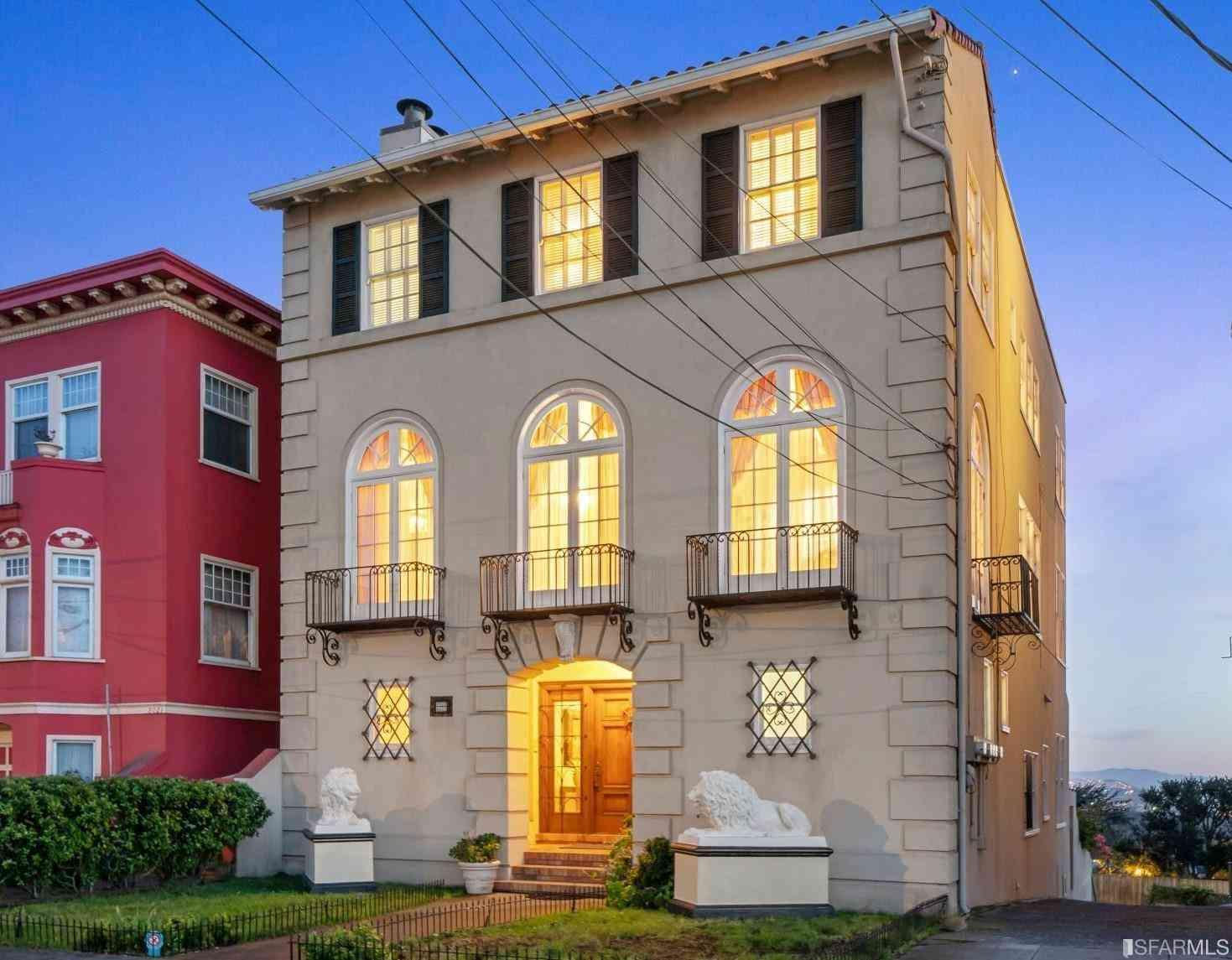 8027 Geary Boulevard, San Francisco, CA, 94121,